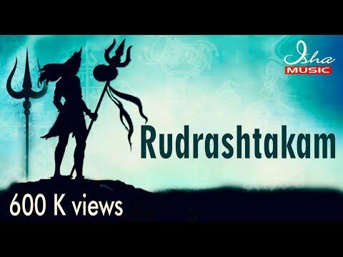 Rudrashtakam (namami Shamishan Nirvan Roopam...) - With Lyrics video