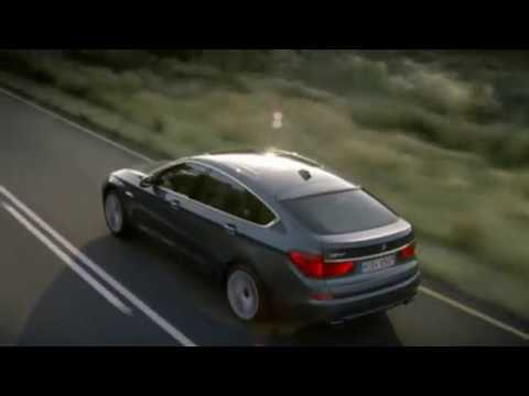 BMW 5 Series Gran Turismo, реклама