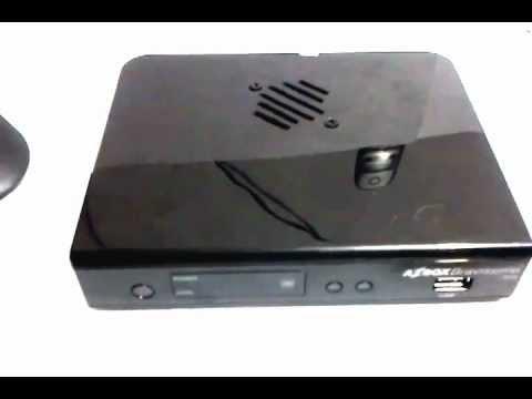 AzBox Bravissimo Twin - Cooler bem instalado