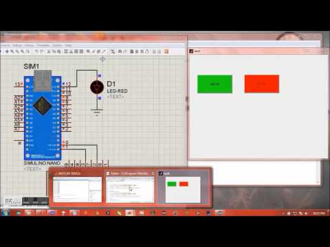 MATLAB Arduino Tutorial 1 - Serial Connection - YouTube