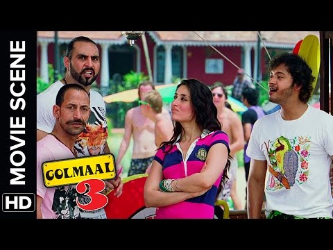 Pyaar Ka Ras Zara Chakhle O Hakle | Golmaal 3 | Comedy Movie Scene thumbnail