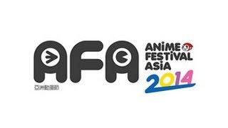 2014 #AFA (Anime Festival Asia) Singapore !