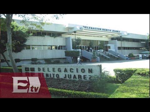 Benito Juárez es la delegación menos transparente / Comunidad con Óscar Cedillo