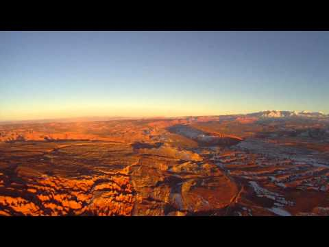 Our Trip Flying Over Utah's National Parks 2013