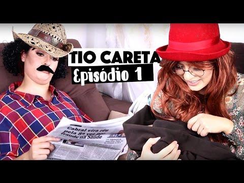 TIO CARETA EP1 - O BEBÊ MAIS FEIO QUE JÁ SE VIU!| KIM ROSACUCA thumbnail