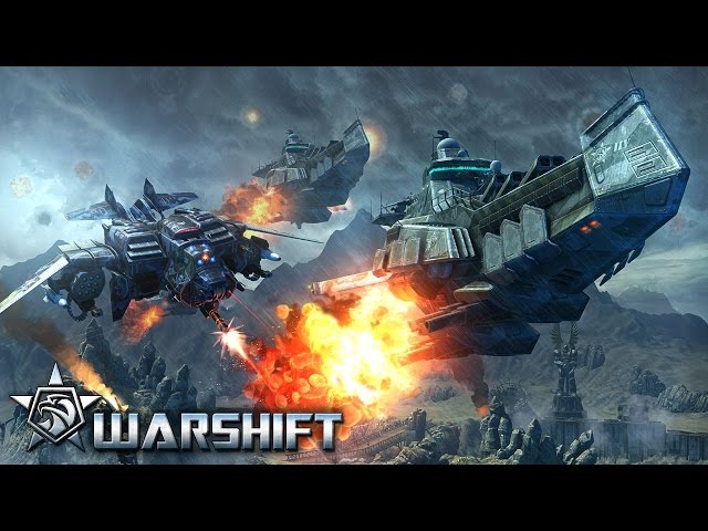 Руководство запуска: WARSHIFT по сети