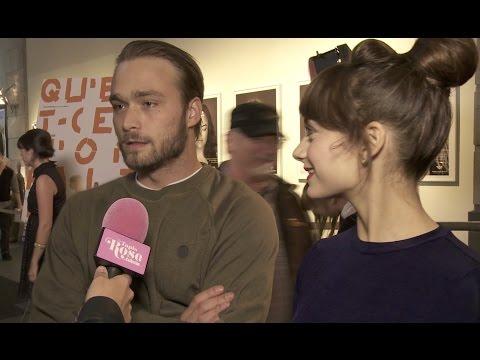 Qu'est ce qu on fait ici ?, un film sur le deuil avec Maxime Dumontier et Sophie Desmarais