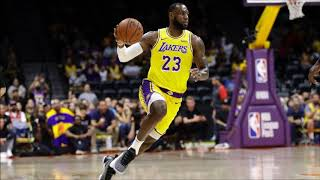 LEBRON JAMES BRAGS ABOUT STATS ON INSTAGRAM DESPITE LAKERS HAVING LOSING RECORD