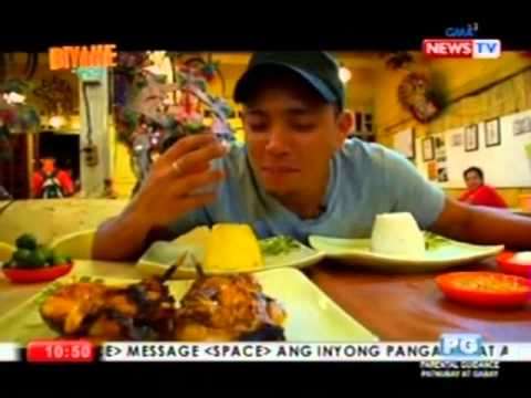 Biyahe ni Drew: Original chicken inasal at Manokan Country, Bacolod