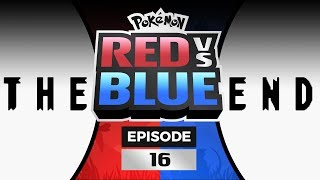 Pokemon Red and Blue Versus - EP 16   THE FINALE!