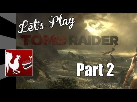 Let's Play - Tomb Raider Part 2