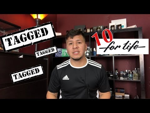 Keep 10 Designer Colognes, Get rid of the rest! || Tag Video