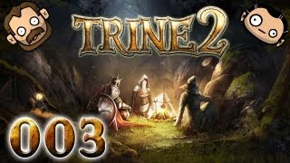 Let's Play Together Trine 2 #003 - Sprung in unerreichte Höhen [720p] [deutsch]