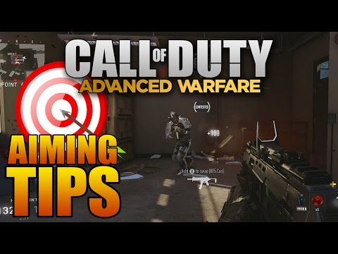 Sensitivity & Aiming Tips for Call of Duty: Advanced Warfare