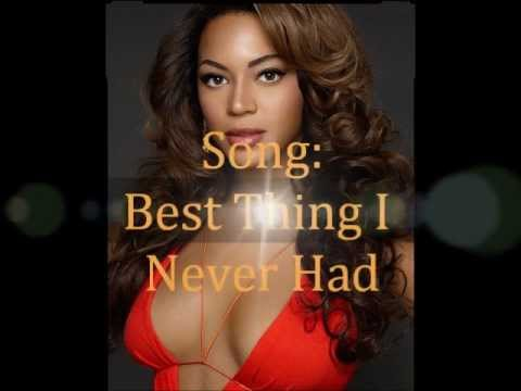 My Top 20 R&B Female Artist