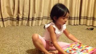 Aylna opens toy 1