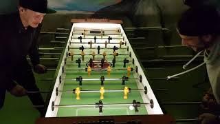 Table football 6 shooter