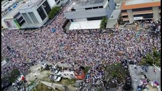 Massive, Dueling Rallies Engulf Venezuela As Maduro Attempts Election Concessions