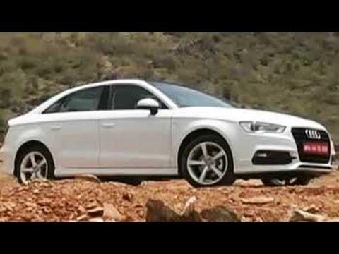 2014 A3 Sedan: Audi's latest salvo