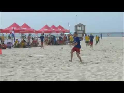 WCBU 2015| Australia vs France - Open (Pool Play)