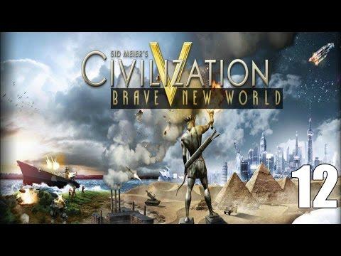 Civilization V- Austria Empire part 12 (The end gets a little crazy)