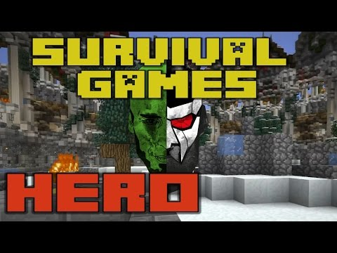 Minecraft Survival Games HERO - GET Rekt DIAMOND GUY - Docm77