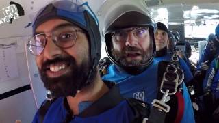 Srivathsan Skydive 15000 FT (HDVideo)