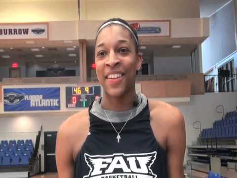 FAU Sports Weekly: Chenise Miller