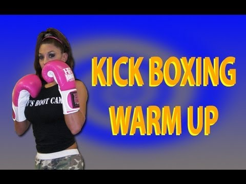 Kick Boxing Warm Up Image 1