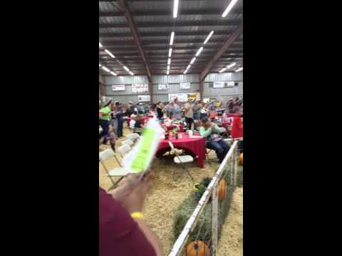 Southern NM state fair livestock auction--Buyers