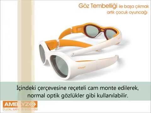 G�z Tembelli�i-Amblyz Dijital Kapama G�zl���