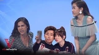 Màn Đối Thơ Đỉnh Cao Giữa Nam Thư - Hari Won Khiến Trấn Thành Cười Rụng Nụ   Hài Trấn Thành 2018