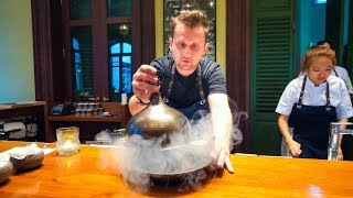 Turkish Food Fine Dining - AMAZING DRY AGED QUAIL! | Chef Fatih Tutak in Bangkok, Thailand!