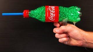 DIY Homemade Bottle Launcher