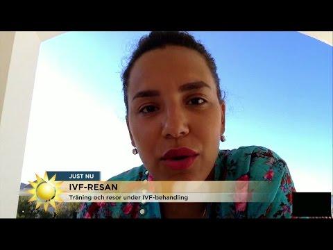 Är det farligt att flyga när man är gravid? Barnmorskan svarar - Nyhetsmorgon (TV4)