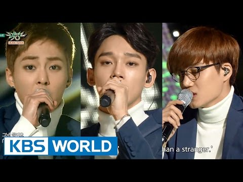 EXO - Sing For You / Unfair (불공평해) [Music Bank HOT Stage / 2015.12.18]