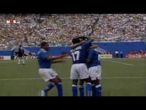 Brazilie Nederland 1994 wk 94 Nederland Brazilie