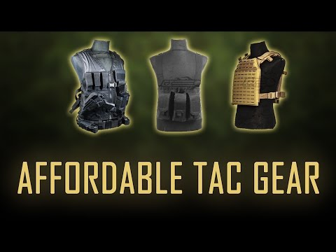 Affordable Tactical Gear - 3 Reviews in 3 Minutes - Airsoft GI