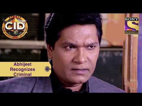 Your Favorite Character | Abhijeet Recognizes The Criminal | CID thumbnail