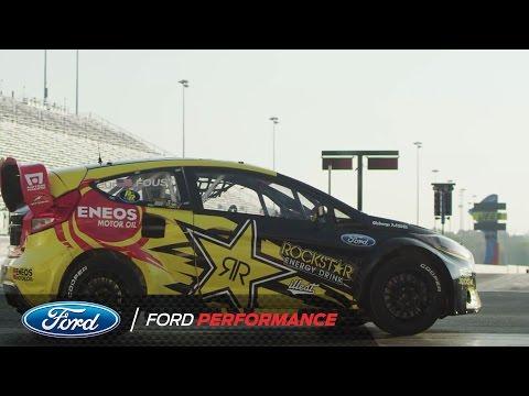 Ford vs. Ford: Cobra Jet versus GRC Fiesta ST