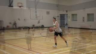2018 Burnaby Fall League - Swish Kabob Vs Monstars - Roundball BC Women's Basketball League