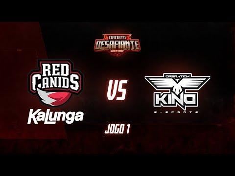 Circuitão 2019: RED Kalunga x Operation Kino (Jogo 1) | Fase de Pontos - 1ª Etapa