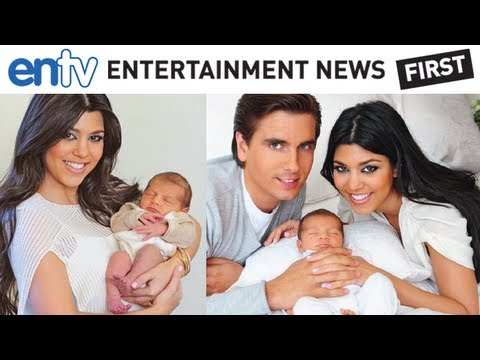 Kourtney Kardashian Baby: Penelope Scotland Disick Born To Kourtney & Scott Disick