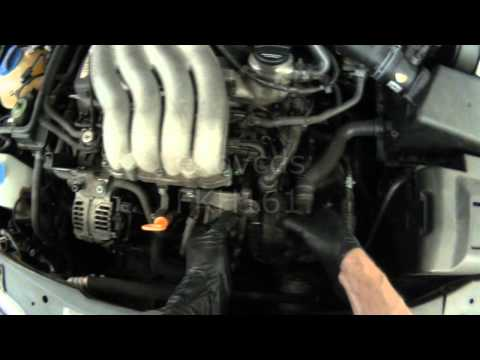 VW A4: Secondary Air Injection Pump Mounting Grommets / Mounts....