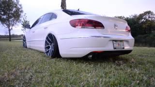 Zachs Stanced Volkswagen CC