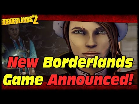 New Borderlands Game Announced From Gearbox & Telltale Games Tales From The Borderlands!