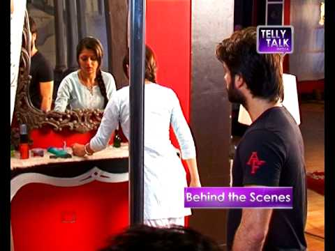 Uncut | Madhubala Ek Ishq Ek Junoon :  Madhu & Rk Rehearsing For Their Love Scene video