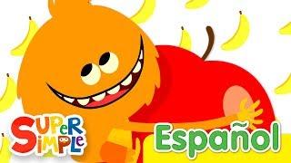 Manzanas Y Bananas   Canciones Infantiles   Super Simple Español