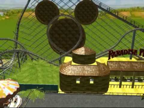 RCT3 Disney Scenery http://shelf3d.com/Search/RCT3%2BDisney%2BRides%2BPlayListIDPL01AA06BD7672DFE3