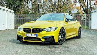 Ich hole meinen BMW M4 ab!
